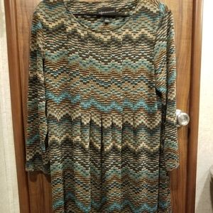 AWESOME FALL DRESS WEAR IT WITH COWBOY BOOTS